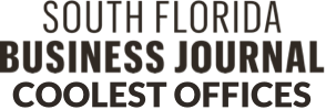 South Florida Business Journal Coolest Offices
